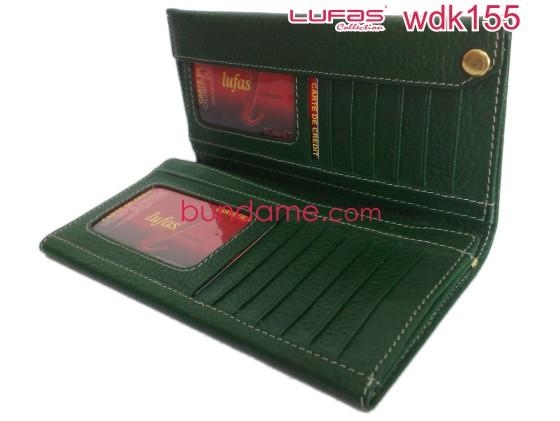 dompet kulit lufas wdk155 hijau 6