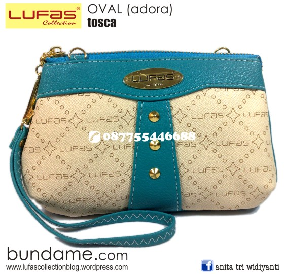 dompet lufas oval tosca 2