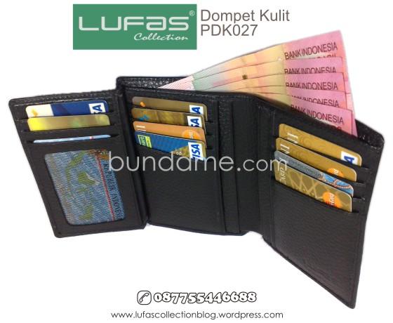 dompet kulit laki PDK027 4