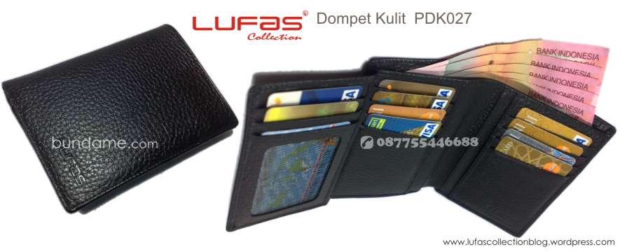 dompet kulit laki PDK027 885