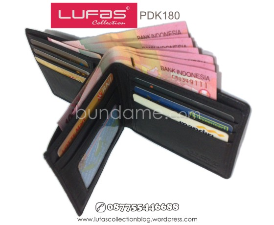 dompet kulit pria PDK180 4
