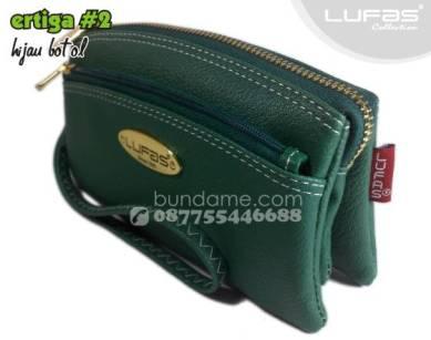 dompet lufas R3#2 hijau botol 1