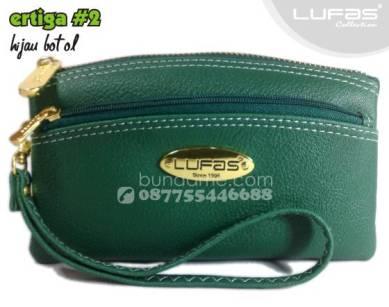 dompet lufas R3#2 hijau botol 2