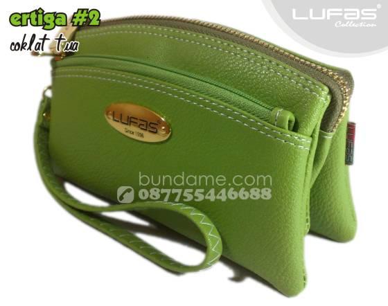 dompet lufas R3#2 hijau muda 1