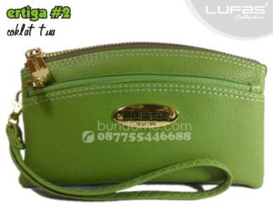 dompet lufas R3#2 hijau muda 2