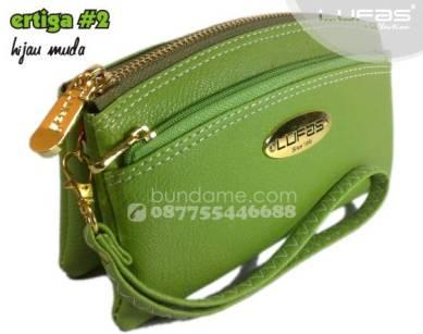 dompet lufas R3#2 hijau muda 3