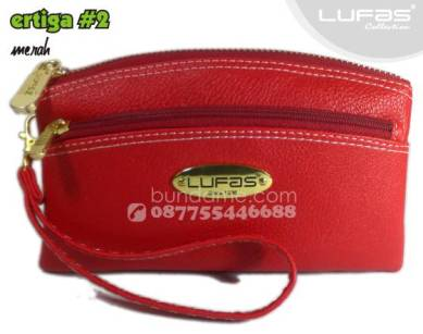 dompet lufas R3#2 merah 2
