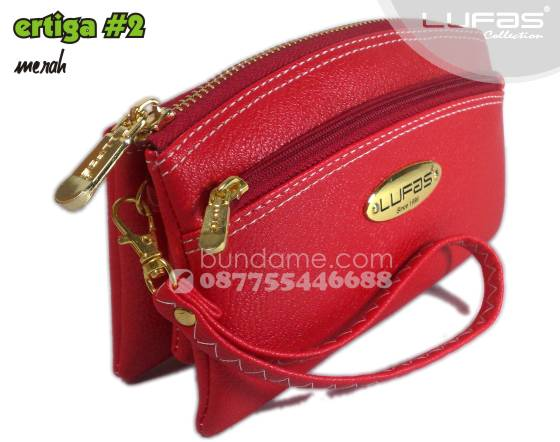 dompet lufas R3#2 merah 3