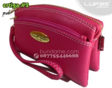 dompet lufas R3#2 pink 1