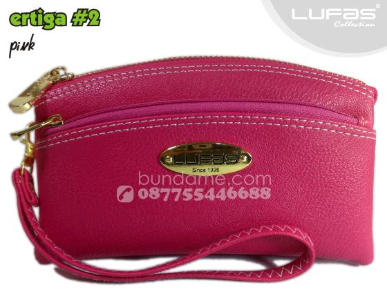 dompet lufas R3#2 pink 2