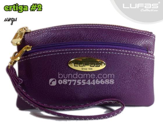 dompet lufas R3#2 ungu 2