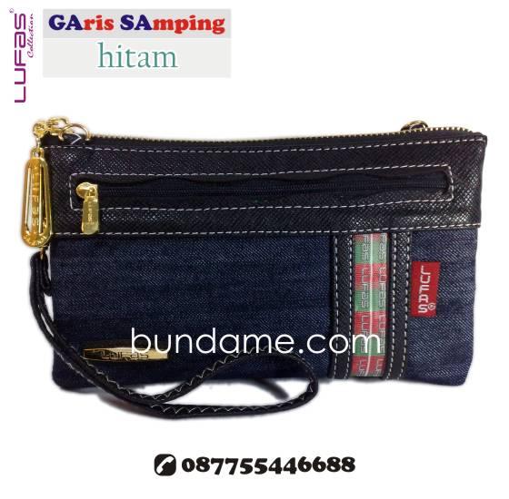 dompet lufas gasa hitam 3