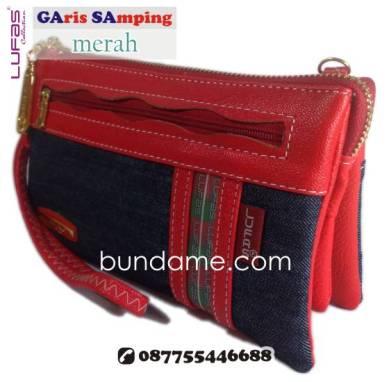 dompet lufas gasa merah 1