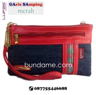 dompet lufas gasa merah 2