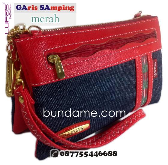 dompet lufas gasa merah 3