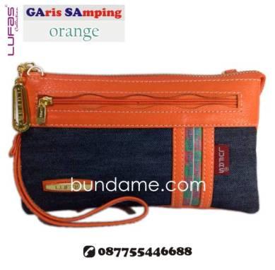 dompet lufas gasa orange 2