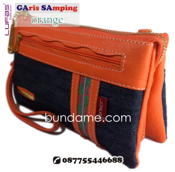 dompet lufas gasa orange 3