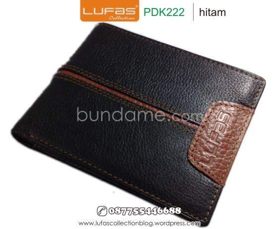 dompet kulit laki pdk222 hitam 6
