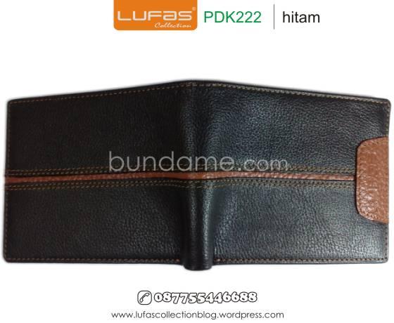 dompet kulit laki pdk222 hitam 7