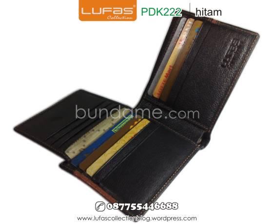 dompet kulit laki pdk222 hitam 8