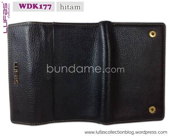dompet lufas WDK177 hitam 6