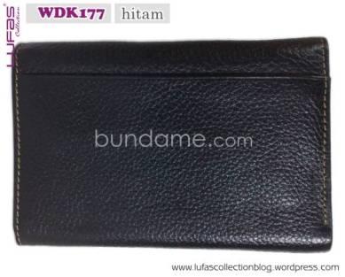dompet lufas WDK177 hitam 7