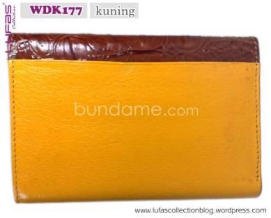 dompet lufas WDK177 kuning 2