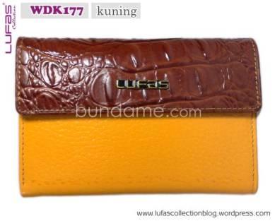 dompet lufas WDK177 kuning 3