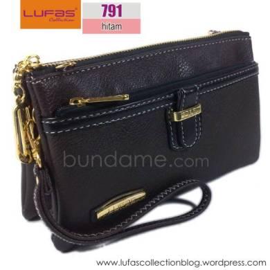 dompet lufas T791 hitam