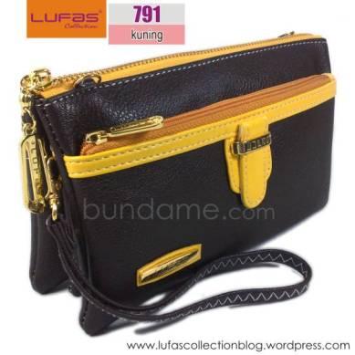 dompet lufas T791 kuning