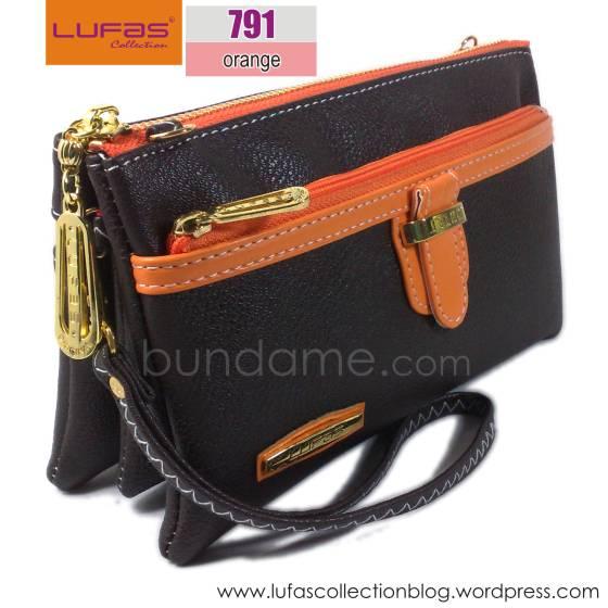 dompet lufas T791 orange