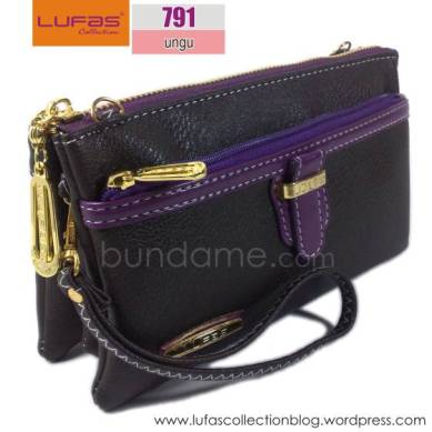 dompet lufas T791 ungu