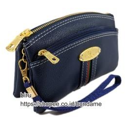 dompet lufas 802 biru