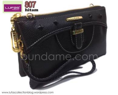 dompet lufas 807 hitam 1