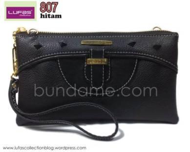 dompet lufas 807 hitam 2