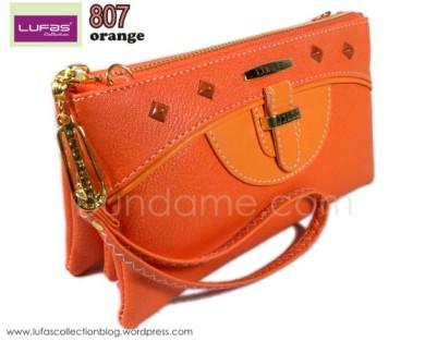 dompet lufas 807 orange 1