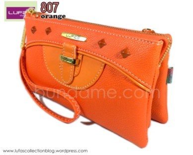 dompet lufas 807 orange 3