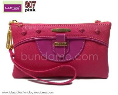 dompet lufas 807 pink 2