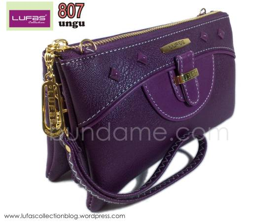 dompet lufas 807 ungu 1