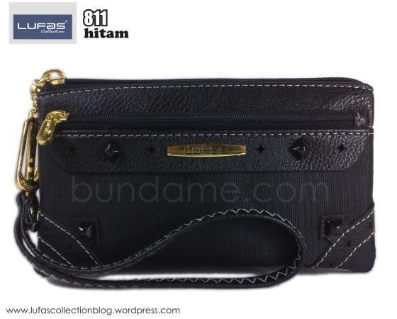 dompet lufas 811 hitam