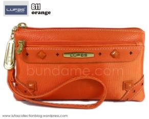 dompet lufas 811 orange