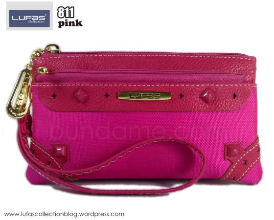 dompet lufas 811 pink