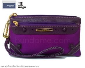 dompet lufas 811 ungu