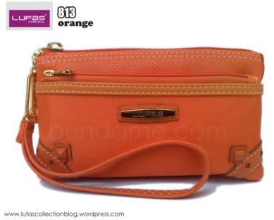 dompet lufas 813 orange
