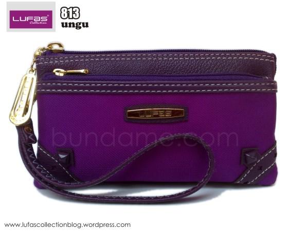 dompet lufas 813 ungu