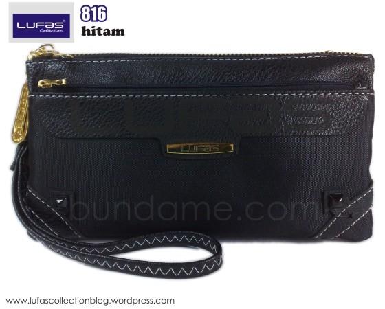 dompet lufas 816 hitam 1