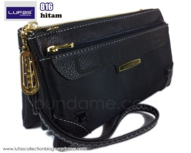 dompet lufas 816 hitam 2