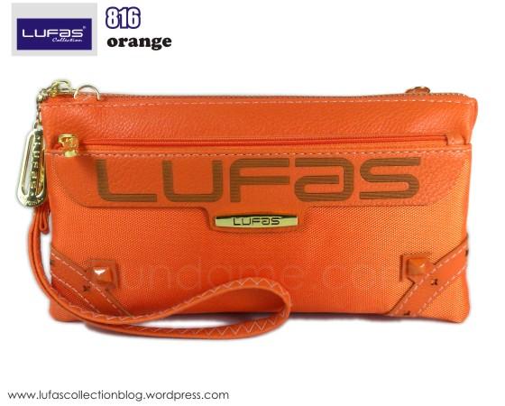 dompet lufas 816 orange 1