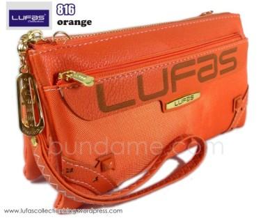 dompet lufas 816 orange 2