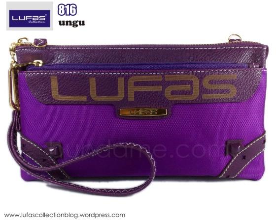 dompet lufas 816 ungu 1